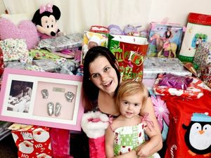 Stranger brings a miracle to Fraser Coast family