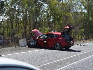 One dead, two injured in highway crash at Monduran