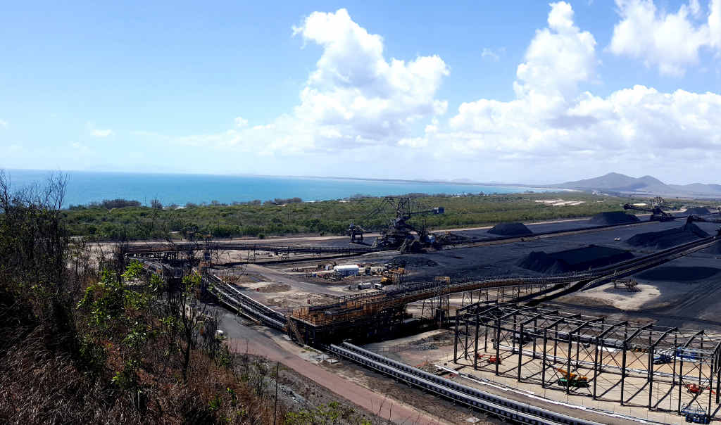 There are 23 different types of coal currently exported from Abbot Point to countries all over the world including China, India, Korea and Brazil.