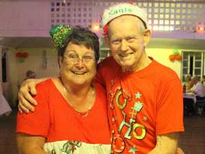 Caves Christmas dance brings fun for all