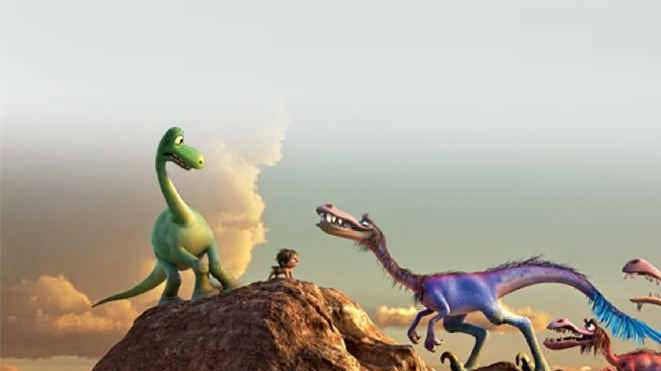The Good Dinosaur is exquisitely animated with nature foremost.