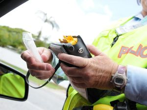 Alleged drink driver caught near Station Square