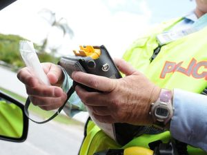 Two drivers busted for drink driving on Christmas Eve