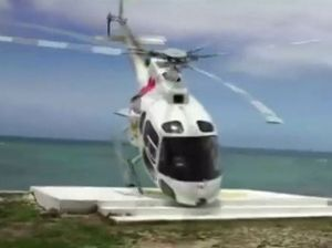 Helicopter crashes just metres from Australian in Fiji
