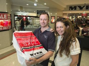Boxing Day sales excite shoppers