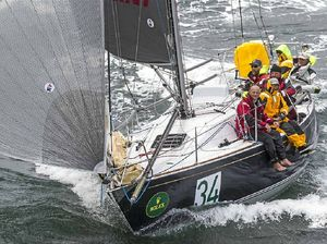 Mooloolaba gem in with a chance of race victory