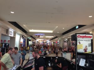 Boxing Day sales booming at Stockland Rockhampton