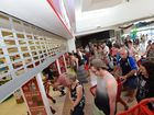 Boxing Day sales - Target opens its doors to early bird shoppers. Photo: Alistair Brightman / Fraser Coast Chronicle