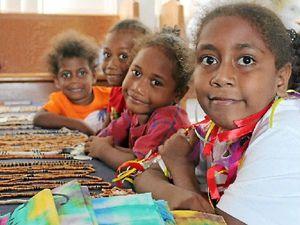 52 Solomon Islands relatives enjoy a Mackay Christmas