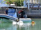 Search over as divers find body of Korean snorkeller