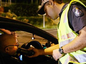 Gladstone drink driver nabbed four times the limit