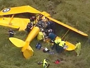 Coutts Crossing mourns for Tiger Moth crash victim