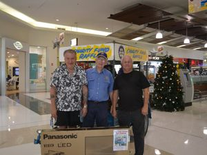 Rotary announces major winners of Christmas raffle