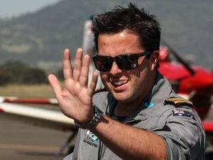 Sailor Jessica Watson inspired Tiger Moth crash pilot