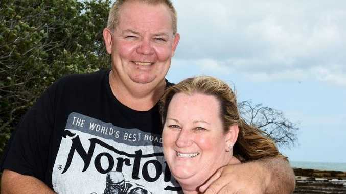 Weddingmoon secret in Hervey Bay - Louise Parry and Craig Ashley have planned a New Year's Eve elopement on the beach, with two year old son, Toby.