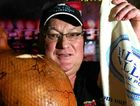 Des Munroe, of Off The Bone Butcher in Maroochydore, urges Coast residents to look after their Christmas hams.