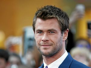 Shock, horror Chris Hemsworth shops without shoes in Byron