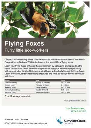 Furry little eco-workers