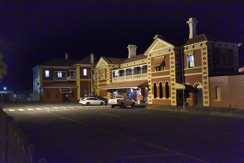 Toowoomba Railway Station Photo Bev Lacey / The Chronicle