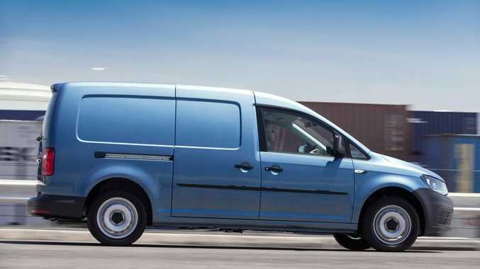 2016 VW Caddy. Photo: Contributed