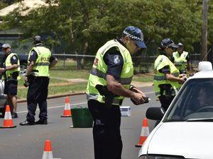 Police launch traffic blitz across Toowoomba