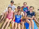 Jo, Sean, Abby, 13, Amy, 12, Sophie, 10, and Rachel Sturgess, 15.