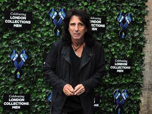 Alice Cooper's tribute to Motorhead legend Lemmy