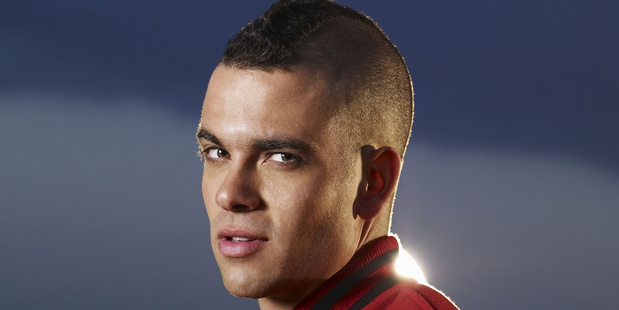 Glee star Mark Salling