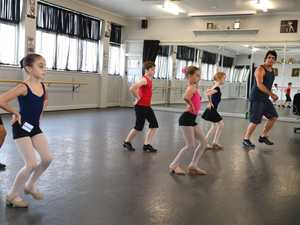 Dancers' chance to learn from Tap Dog