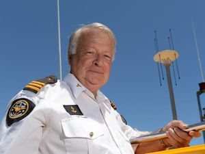 Ex teacher now flotilla commander still learning every day