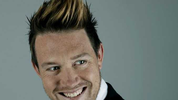 Eddie Perfect will host the ABC's New Year's Eve coverage from Sydney tonight.