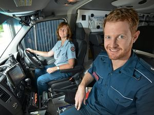 Ambos gear up for big night