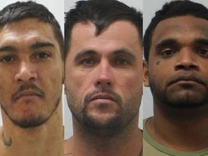 HoundDog trio to face court on Monday after 1200km chase