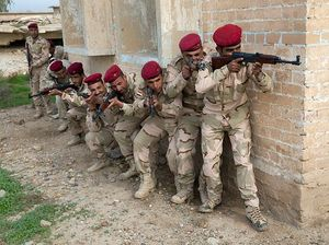 Aussies' role in retaking of Ramadi praised