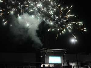 No fireworks in Grafton for New Year's Eve