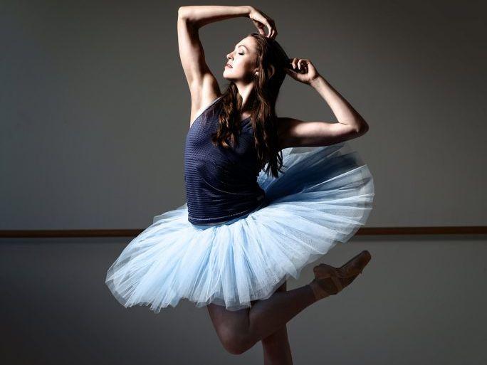 Queensland Ballet dancer Clare Morehen