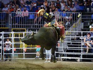 Rocky Bull Ride NYE 2015/6