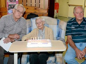 Ipswich farewells Lillian, passing peacefully at age 106