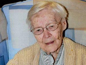 Toowoomba farewells Lillian, passing peacefully at 106