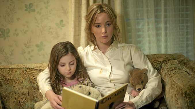 TYCOON: Jennifer Lawrence in a scene from the movie Joy.
