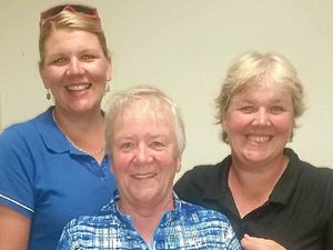 Molly tees up victory in Warwick Golf Club's monthly medal