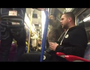 Man intervenes after Tube passenger's 'homophobic rant'