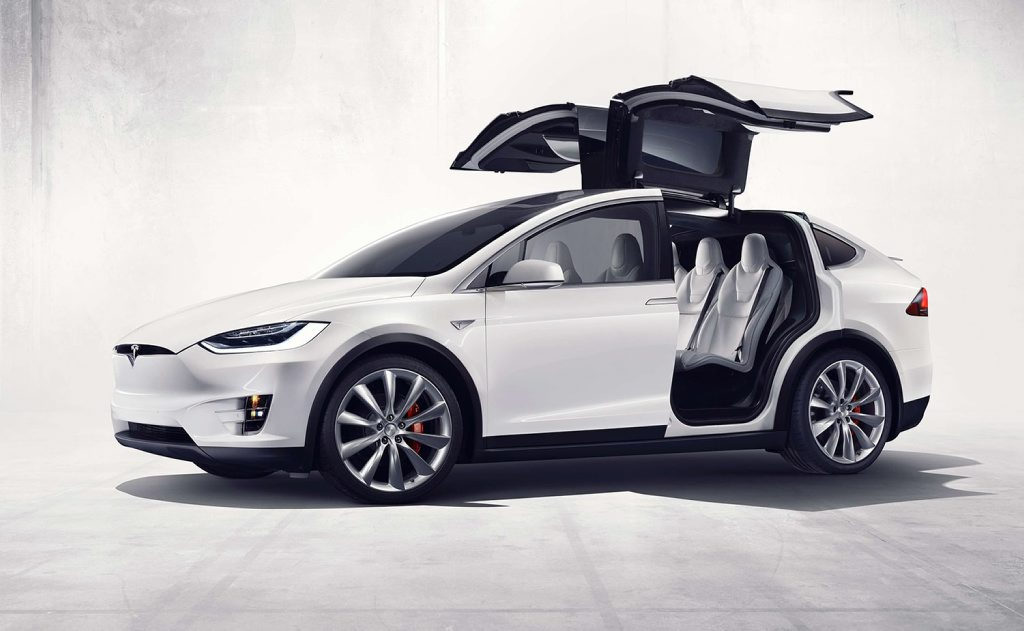 Tesla's Model X P100D SUV may question Jeep's