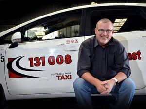 Taxi boss John Lobwein leaves Suncoast Cabs