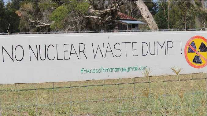 NO TO NUCLEAR: The Friends of Oman Ama are ramping up their opposition to the proposed nuclear waste facility in their community, writing to federal minister Josh Frydenberg.
