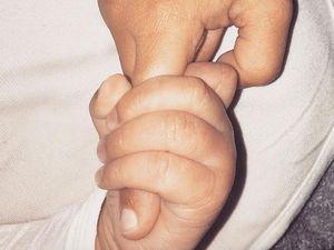 Kim Kardashian West debuts first picture of son Saint