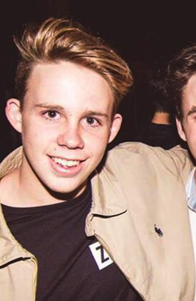 Cole Miller died last month after being king hit in Fortitude Valley.