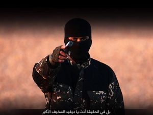 ISIS video shows new executions, warning David Cameron