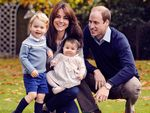 William and Kate with their children, George and Charlotte. Photo / Supplied