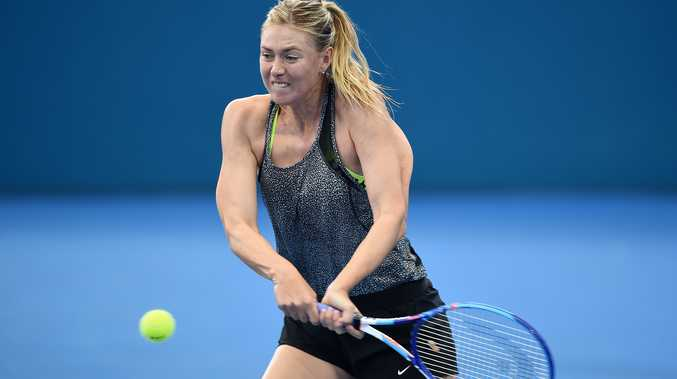 Maria Sharapova says she failed a drug test and admitted taking Meldonium.